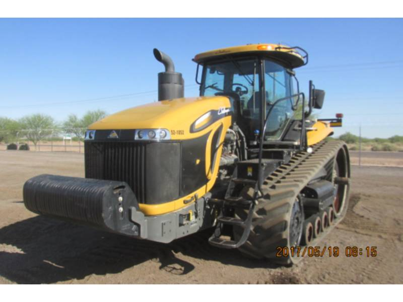 AGCO-CHALLENGER TRACTORES AGRÍCOLAS MT845E equipment  photo 6