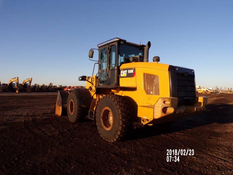 CATERPILLAR ホイール・ローダ/インテグレーテッド・ツールキャリヤ 938K equipment  photo 3