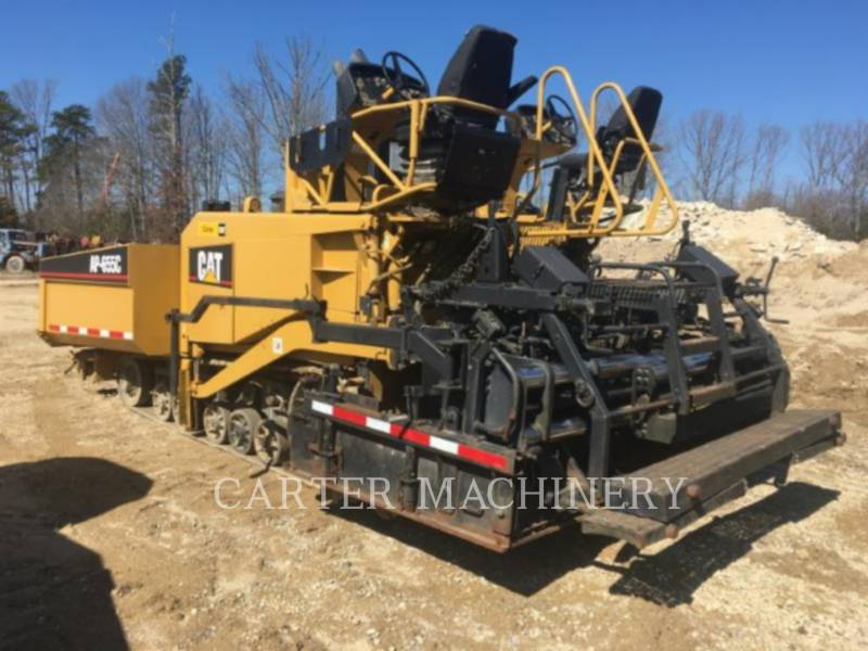 CATERPILLAR SCHWARZDECKENFERTIGER AP-655C equipment  photo 1