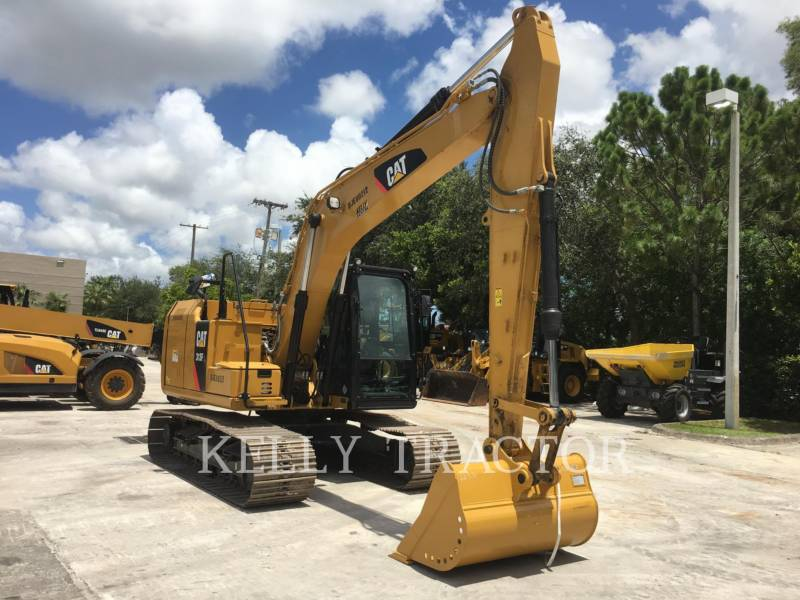 CATERPILLAR TRACK EXCAVATORS 313FL equipment  photo 7