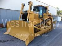 Equipment photo CATERPILLAR D7RII TRACTOREN OP RUPSBANDEN 1