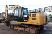 Equipment photo CATERPILLAR 320 D KETTEN-HYDRAULIKBAGGER 1