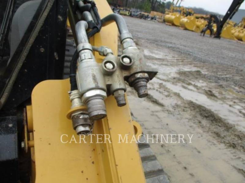 CATERPILLAR SKID STEER LOADERS 299D ACHF equipment  photo 7