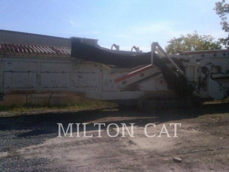 METSO CRIBLES ST352_MT equipment  photo 4