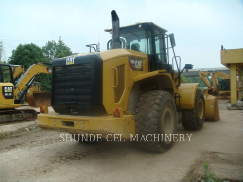 Caterpillar ÎNCĂRCĂTOR MINIER PE ROŢI 950 GC equipment  photo 7