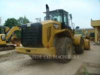 CATERPILLAR CHARGEURS SUR PNEUS MINES 950 GC equipment  photo 7