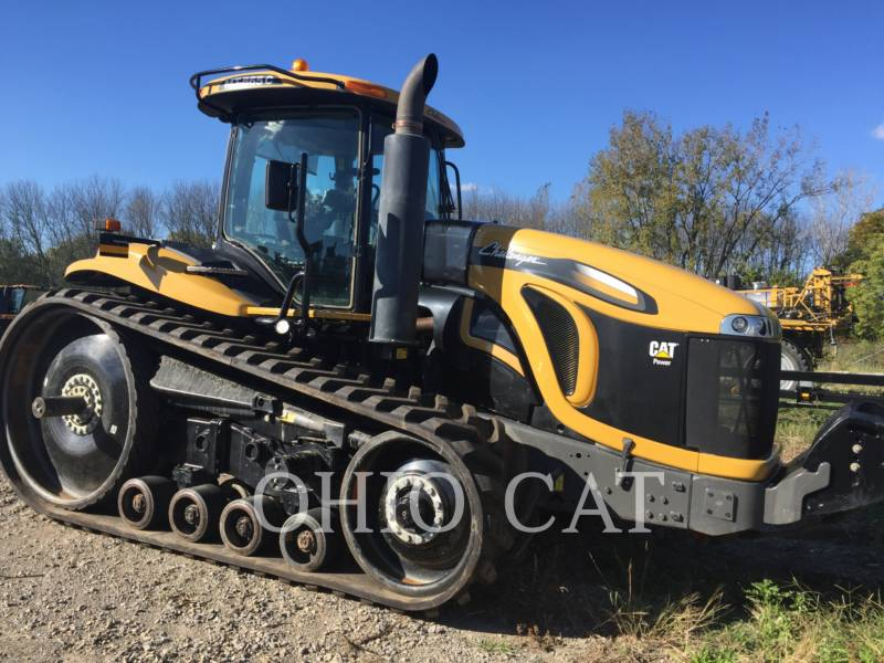 AGCO-CHALLENGER AG TRACTORS MTS865C equipment  photo 20