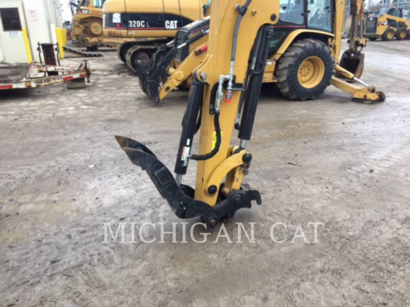 CATERPILLAR TRACK EXCAVATORS 305.5E2 ATQ equipment  photo 7