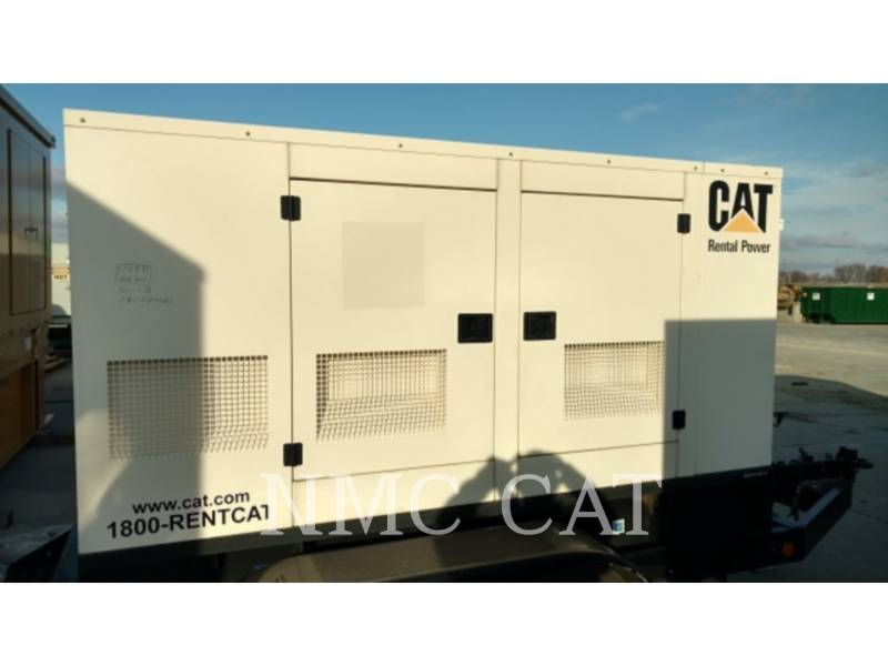 CATERPILLAR ポータブル発電装置 XQ60P2 equipment  photo 1