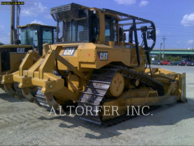 CATERPILLAR TRACK TYPE TRACTORS D6T XW R equipment  photo 7