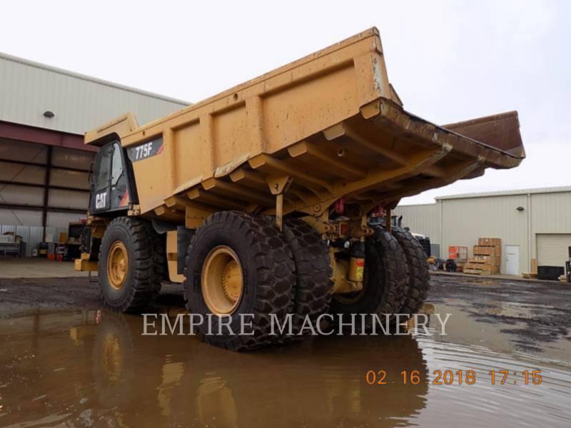 CATERPILLAR OFF HIGHWAY TRUCKS 775F equipment  photo 3