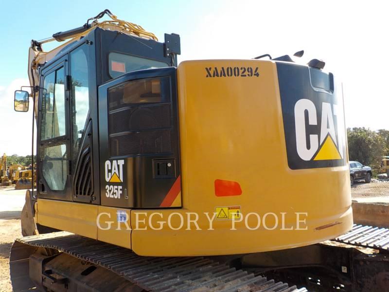 CATERPILLAR EXCAVADORAS DE CADENAS 325F L CR equipment  photo 8
