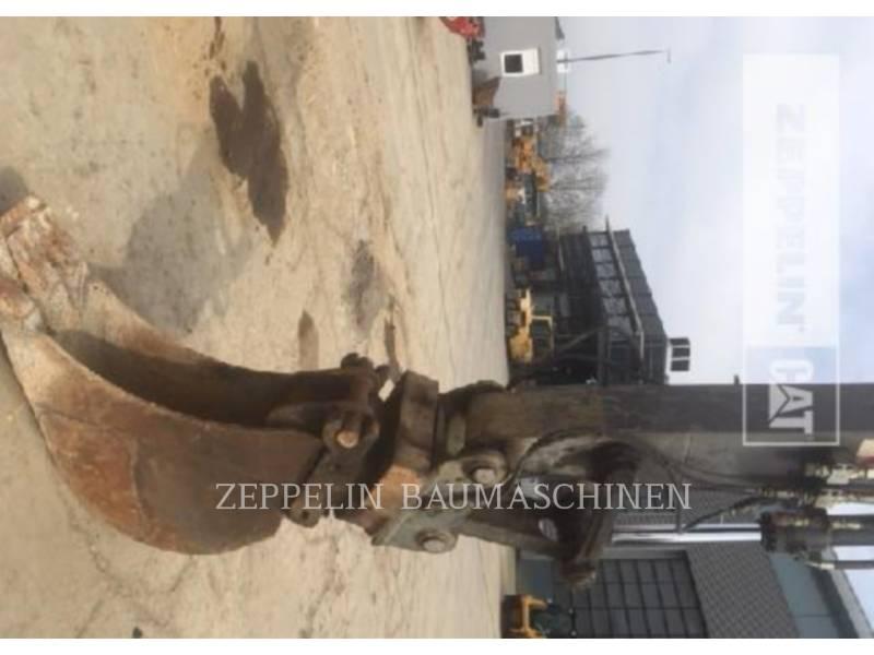 VOLVO CONSTRUCTION EQUIPMENT WHEEL EXCAVATORS EW160B equipment  photo 15