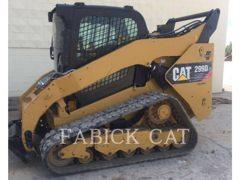 CATERPILLAR UNIWERSALNE ŁADOWARKI 299D XHP equipment  photo 1
