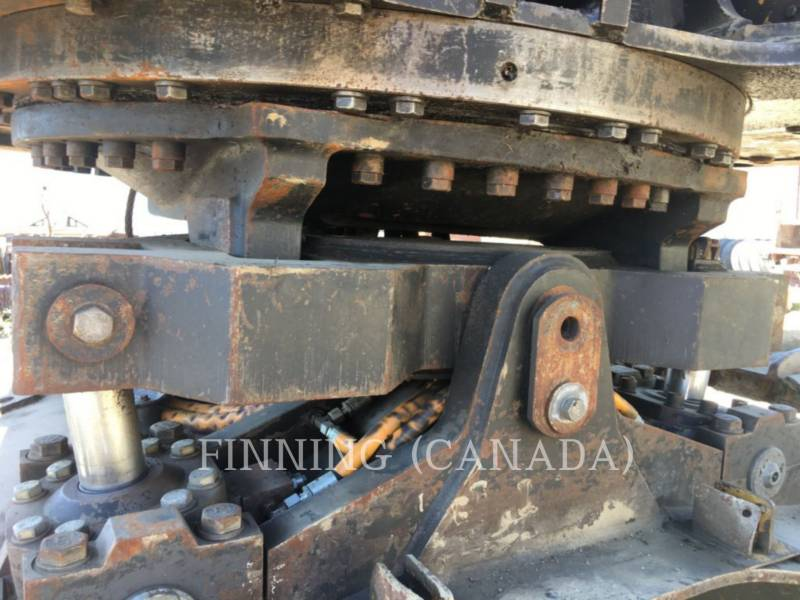 CATERPILLAR FORESTRY - FELLER BUNCHERS - TRACK TK722 equipment  photo 6
