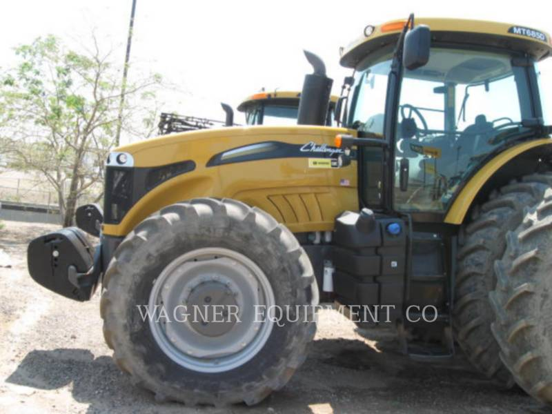 AGCO AG TRACTORS MT685D-4C equipment  photo 4