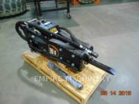 Equipment photo CATERPILLAR H80E 308E NARZ. ROB.- MŁOT 1