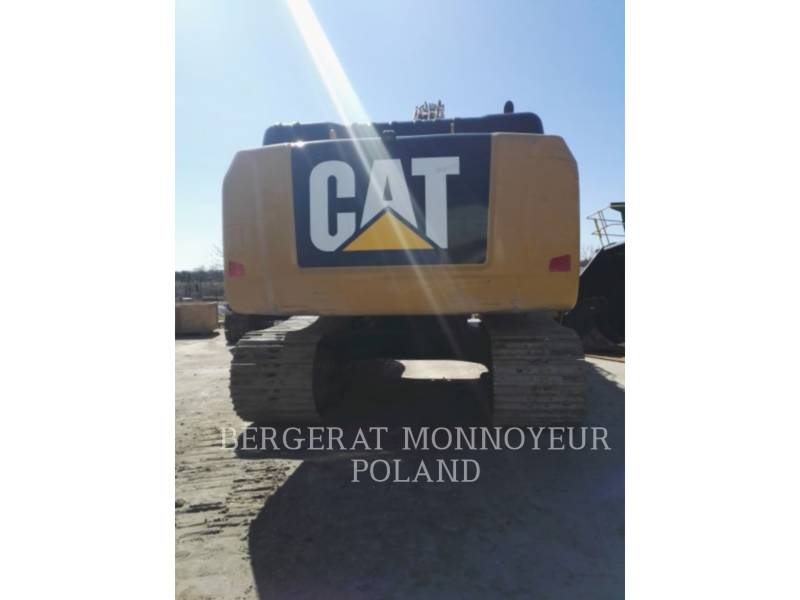 CATERPILLAR KETTEN-HYDRAULIKBAGGER 336FL equipment  photo 8