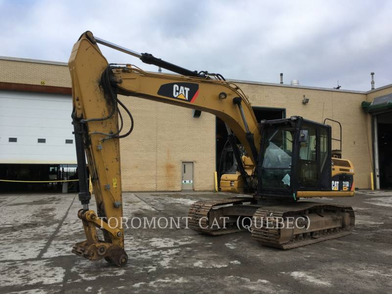 CATERPILLAR EXCAVADORAS DE CADENAS 315DL equipment  photo 1