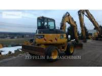 KOMATSU LTD. WHEEL EXCAVATORS PW98MR equipment  photo 4