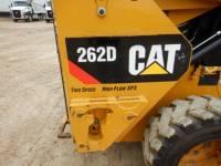 CATERPILLAR SKID STEER LOADERS 262 D equipment  photo 21