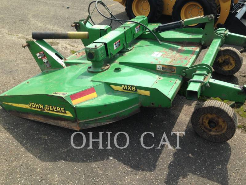 JOHN DEERE Pflanzmaschinen MX8 equipment  photo 3