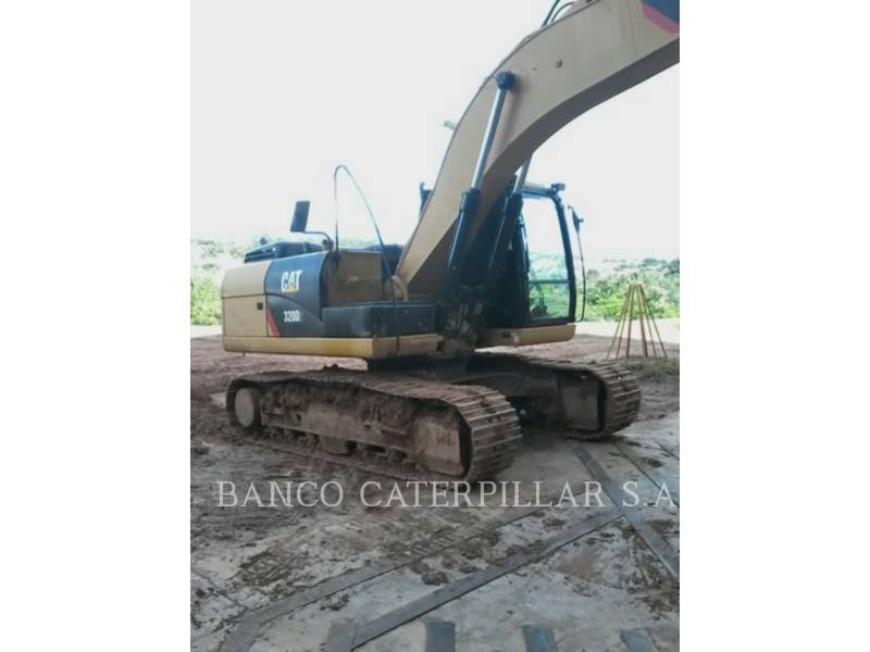 CATERPILLAR TRACK EXCAVATORS 320D2 equipment  photo 2