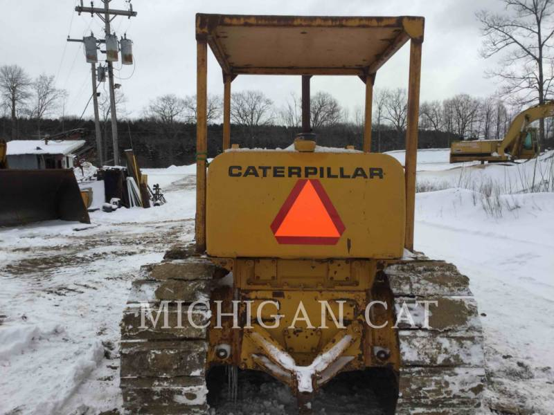 CATERPILLAR TRACTORES DE CADENAS D4D equipment  photo 15