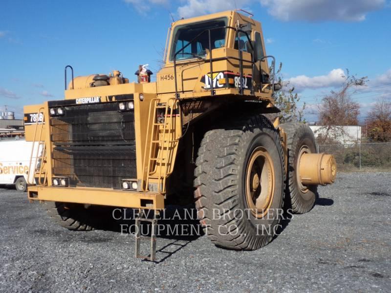 CATERPILLAR OFF HIGHWAY TRUCKS 785B equipment  photo 2
