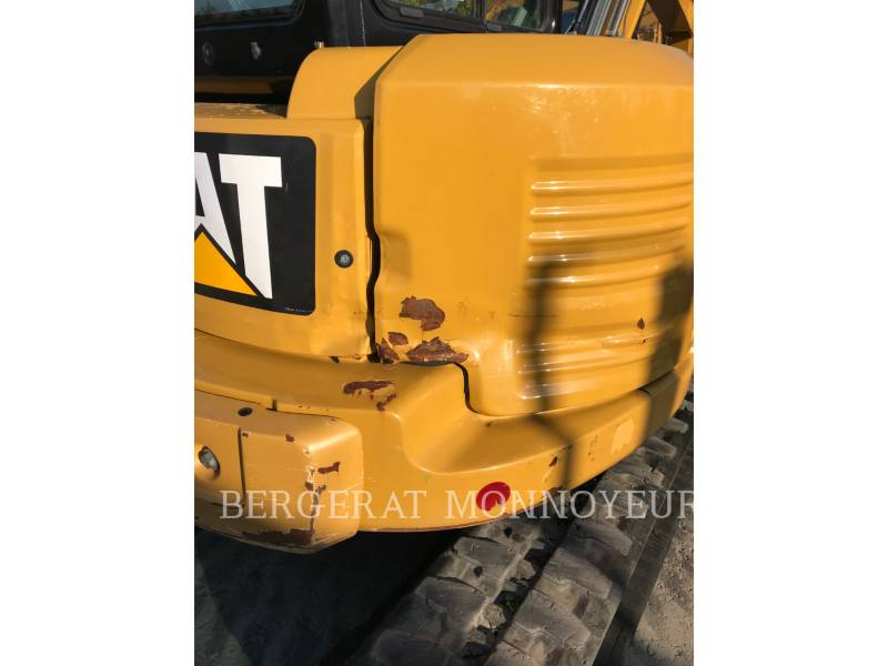 CATERPILLAR TRACK EXCAVATORS 305.5 E2 CR equipment  photo 13