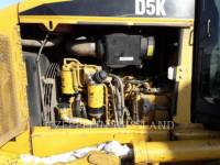 CAT WORK TOOLS (SERIALIZED) TRACK TYPE TRACTORS D5K XL equipment  photo 12