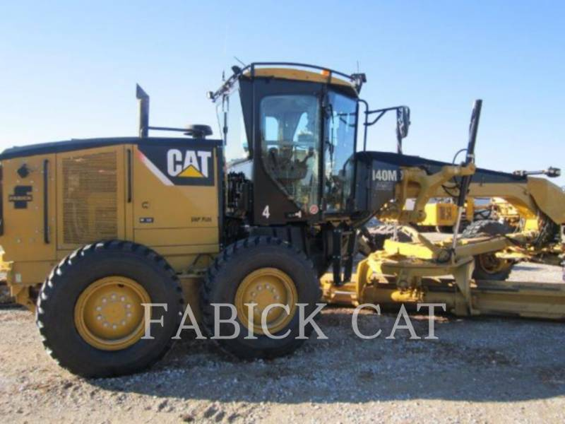 CATERPILLAR MOTORGRADER 140M AWD equipment  photo 3