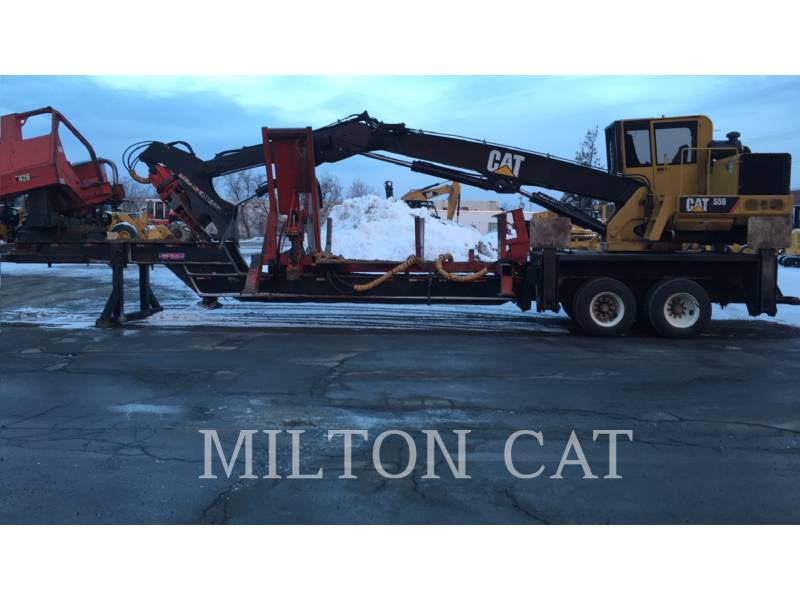 CATERPILLAR HOLZLADER 559 CSS equipment  photo 1