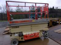 JLG INDUSTRIES, INC. LIFT - SCISSOR 3246E equipment  photo 1