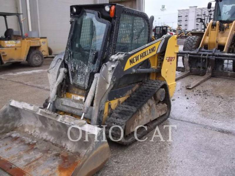 NEW HOLLAND LTD. CARREGADEIRAS TODO TERRENO 227 equipment  photo 3