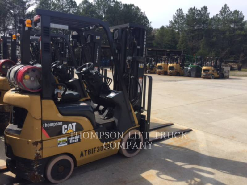 CATERPILLAR FORKLIFTS 2C3000LE equipment  photo 1