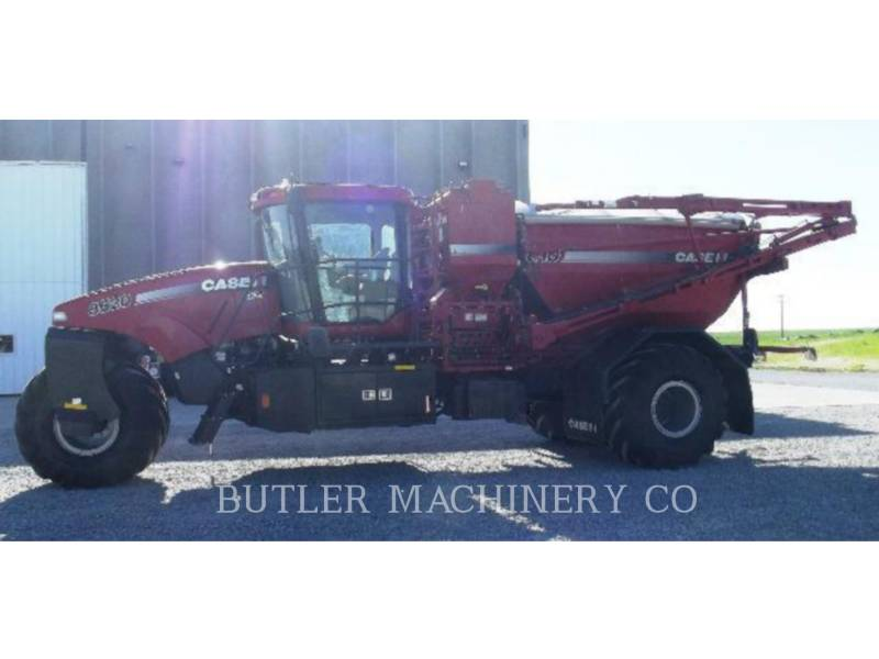 CASE/INTERNATIONAL HARVESTER PULVÉRISATEUR 3520 equipment  photo 8
