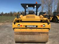 CATERPILLAR VIBRATORY DOUBLE DRUM ASPHALT CB54 equipment  photo 7