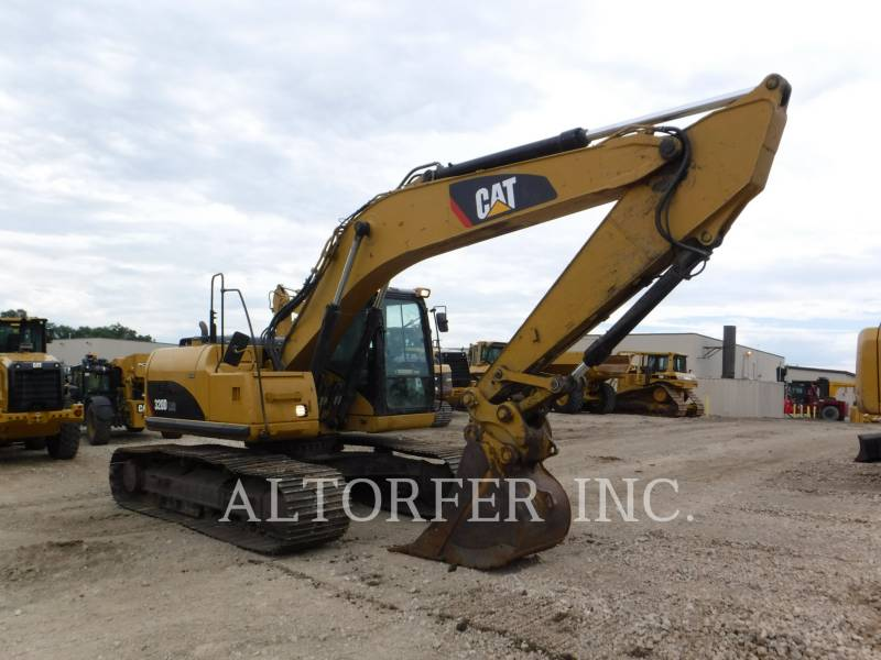 CATERPILLAR TRACK EXCAVATORS 320DL RR equipment  photo 2