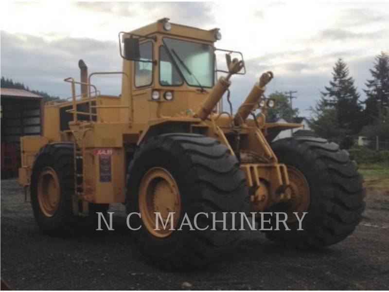CATERPILLAR CARGADORES DE RUEDAS 988B equipment  photo 2