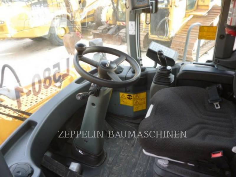 LIEBHERR RADLADER/INDUSTRIE-RADLADER L580 equipment  photo 16
