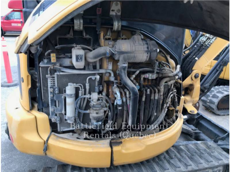 CATERPILLAR TRACK EXCAVATORS 303CCR equipment  photo 12
