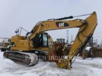 CATERPILLAR TRACK EXCAVATORS 328DL HMR equipment  photo 3
