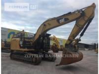 CATERPILLAR トラック油圧ショベル 329ELN equipment  photo 4