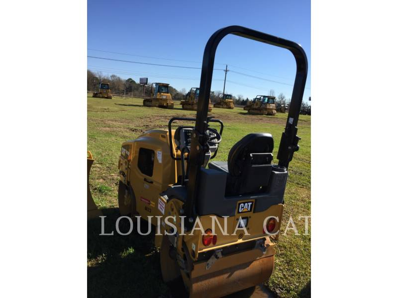CATERPILLAR COMPACTORS CB22B equipment  photo 4