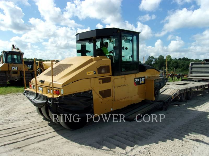 CATERPILLAR VIBRATORY DOUBLE DRUM ASPHALT CW34 equipment  photo 1
