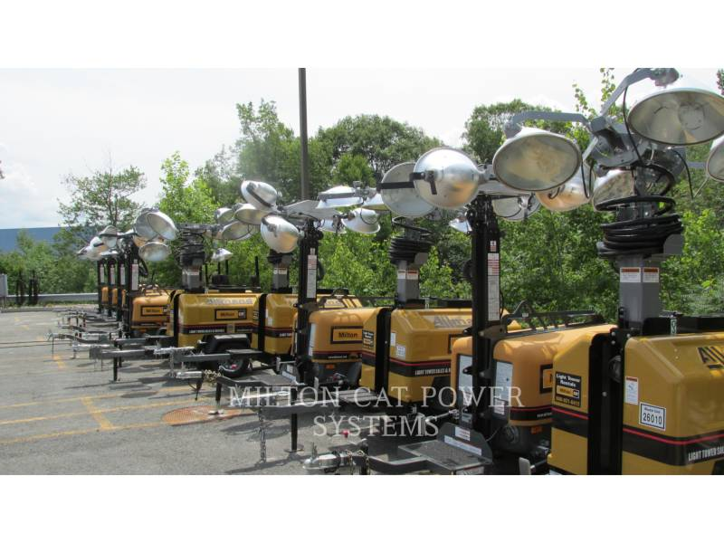 WACKER CORPORATION LIGHT TOWER LTN6L-VS equipment  photo 1