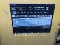 CATERPILLAR RADLADER/INDUSTRIE-RADLADER IT14G equipment  photo 5