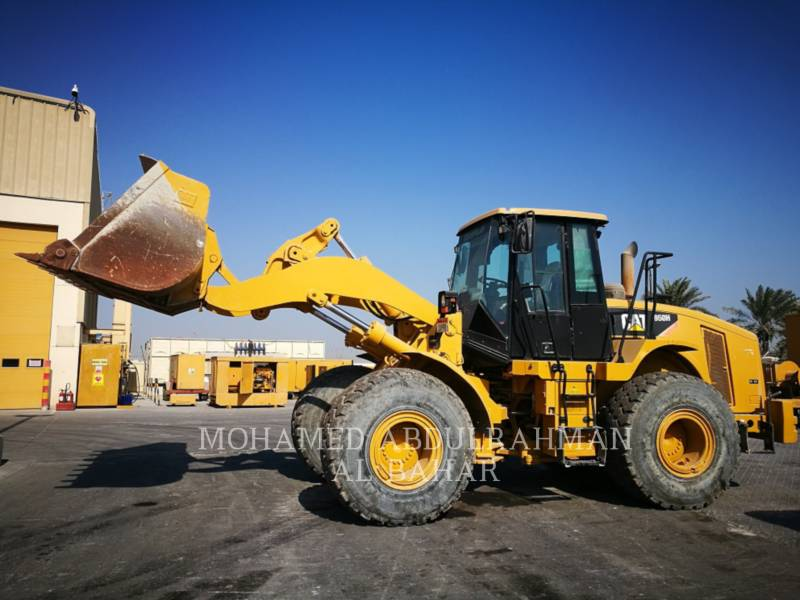CATERPILLAR CARGADORES DE RUEDAS 950 H equipment  photo 3