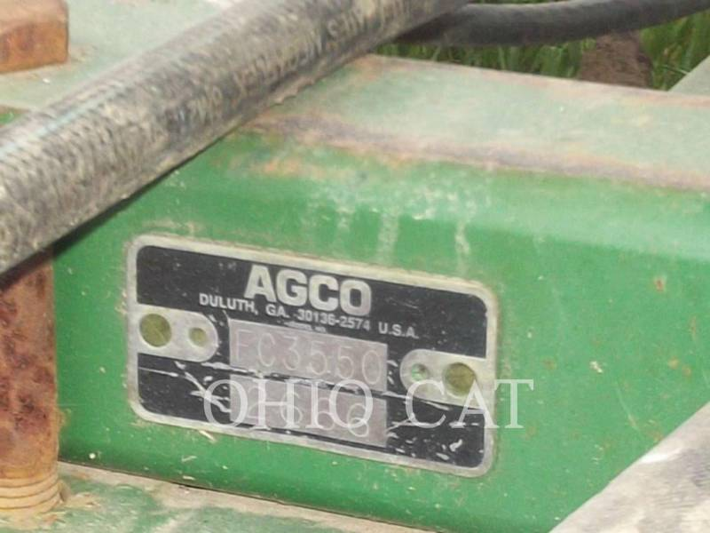 AGCO AG TILLAGE EQUIPMENT 3550 equipment  photo 15